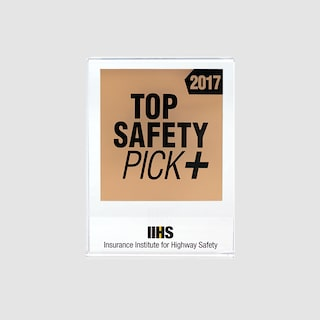 2018 Volt Plug-In Hybrid Why Buy: IIHS Top Safety