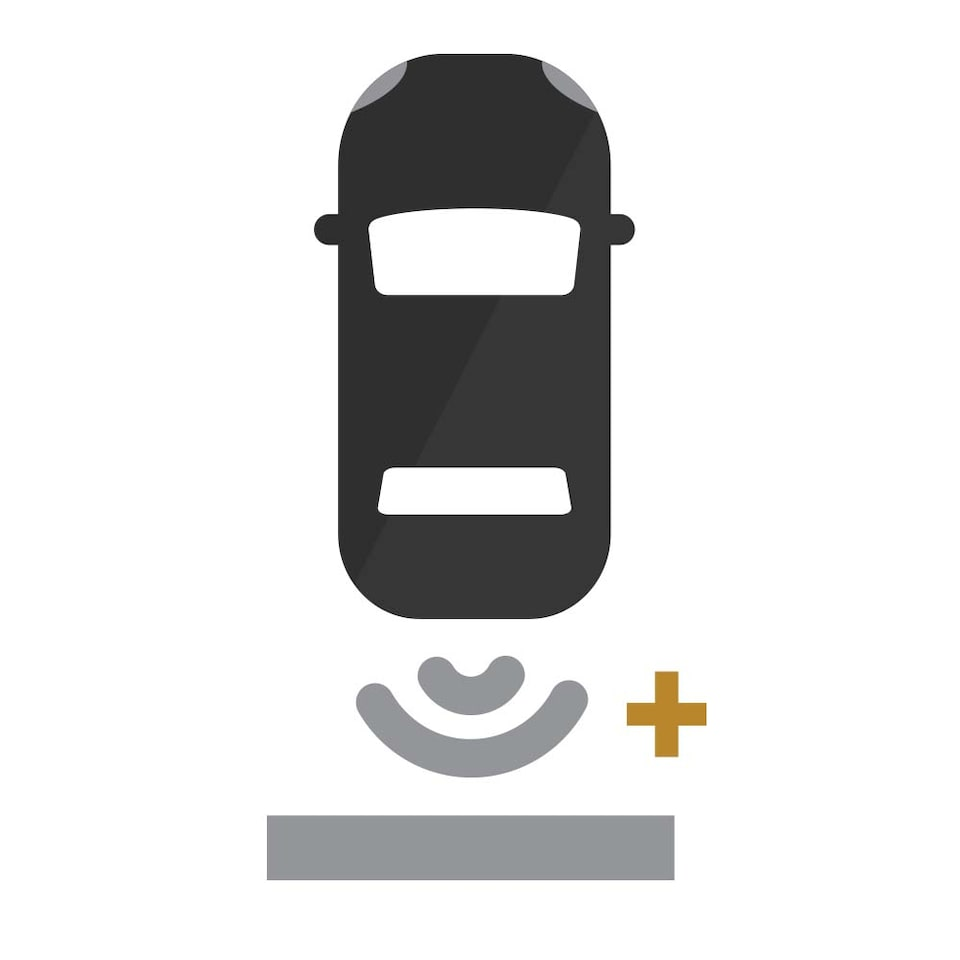 Rear Park Assist Icon
