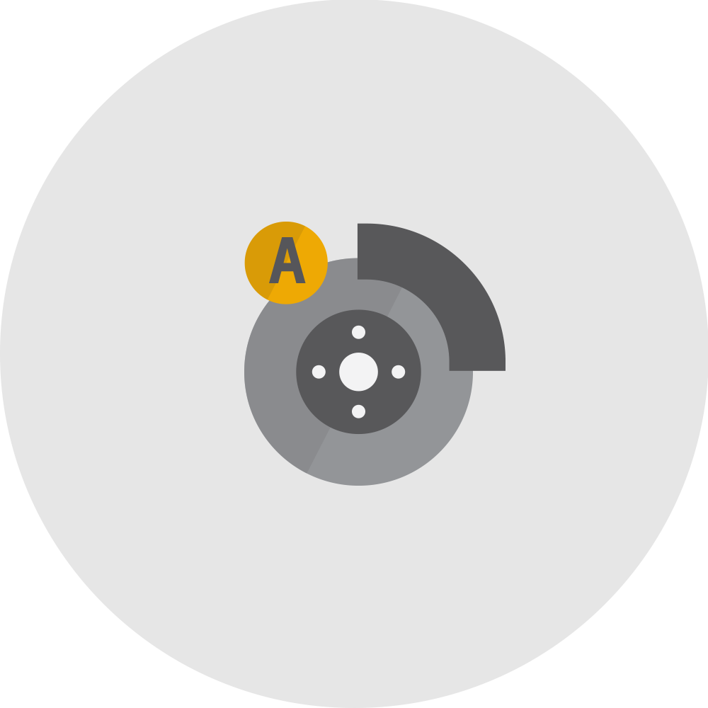 Forward Automatic Braking icon