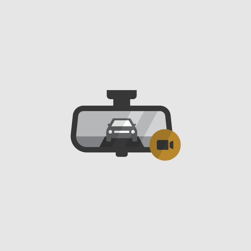 Rear Camera Mirror Icon