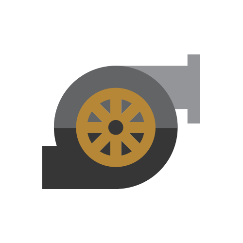 Turbo Engine Icon