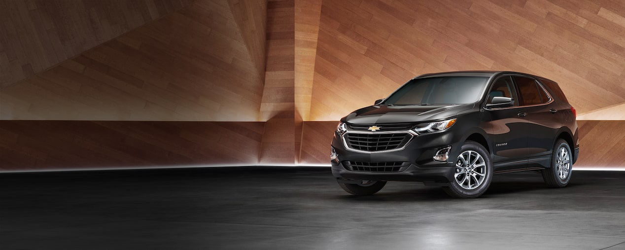 Chevrolet Deals & Offers: 2018 Equinox LT Ultra Low Mileage Lease