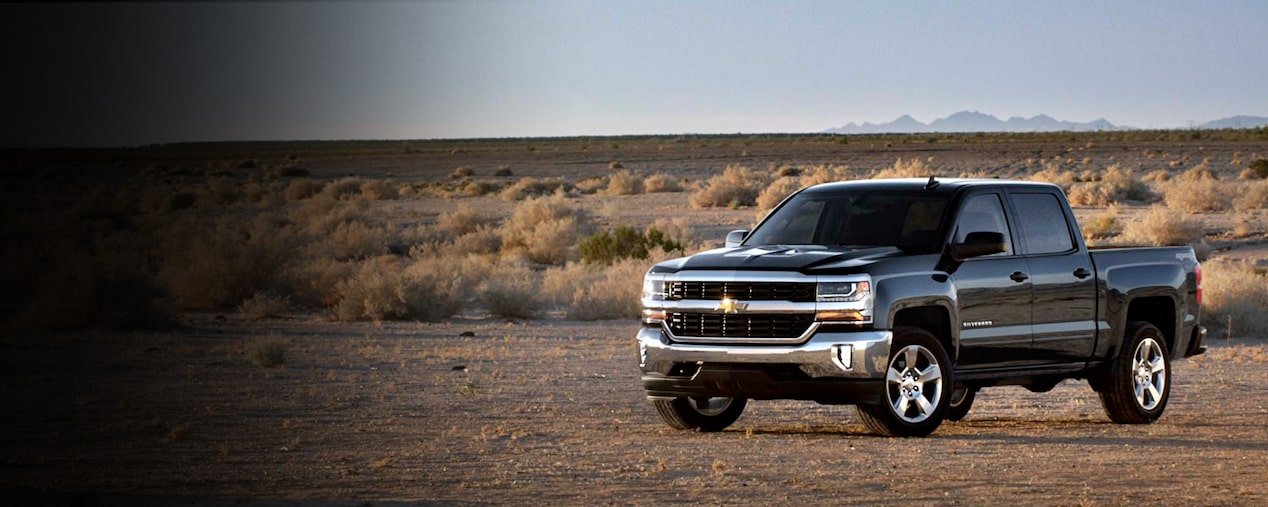 Chevrolet Deals & Offers: 2017 Silverado - Chevy Summer Drive