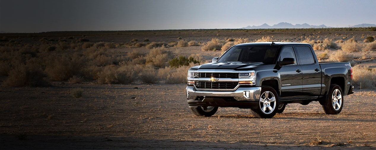 Chevrolet Deals & Offers: 2017 Silverado 1500 $10,600 Total Value When You Purchase