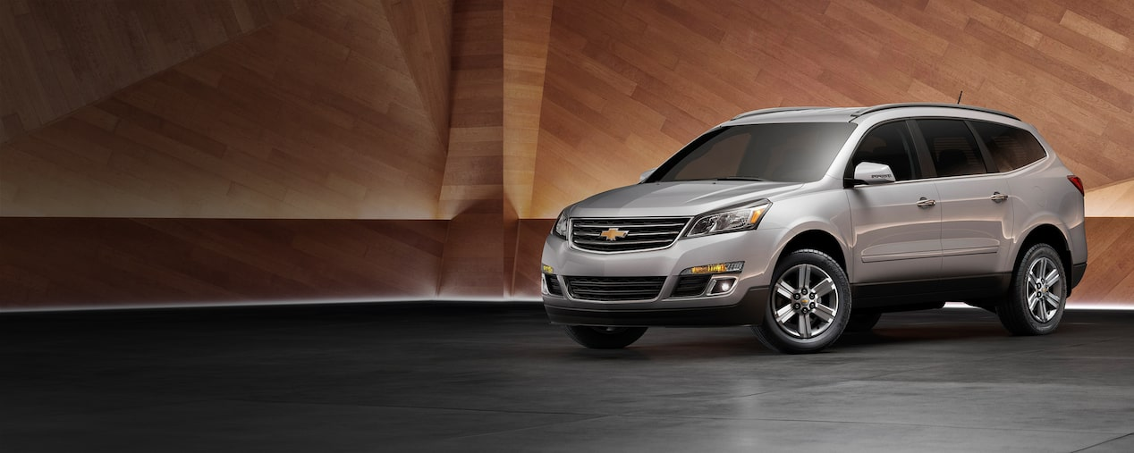 Chevrolet Deals & Offers: 2017 Traverse $3,000 Total Cash Allowance