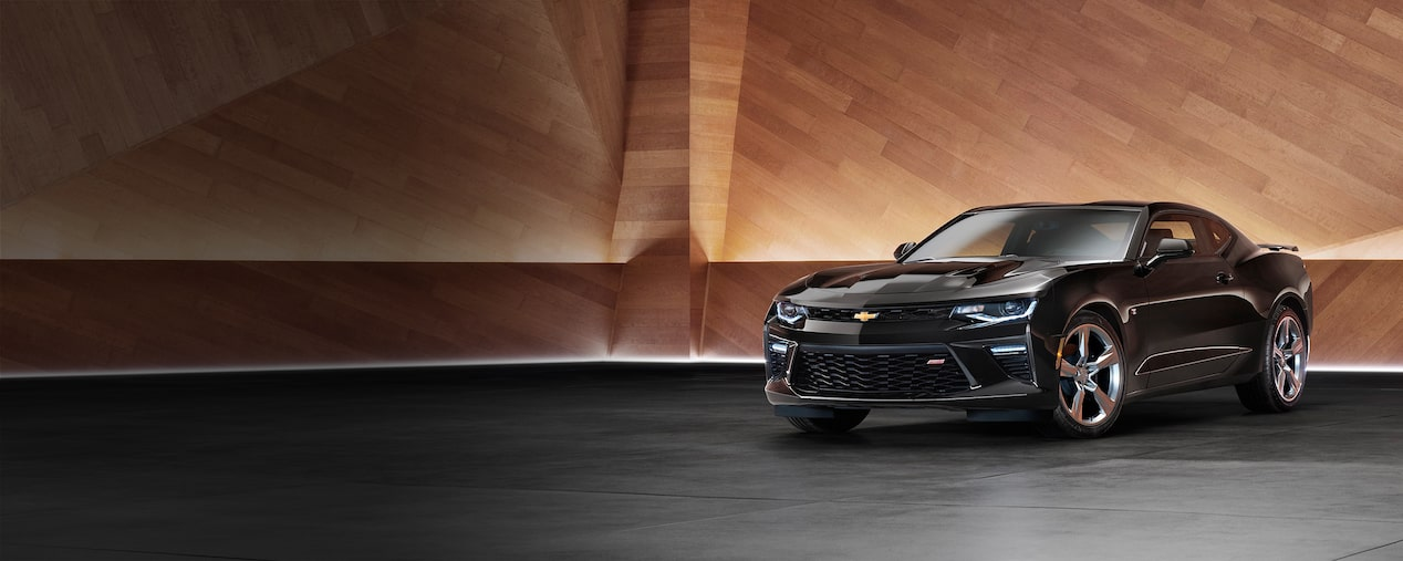 Chevrolet Military Discount Offers: 2018 Camaro SS