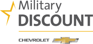 Chevrolet Military Discount Offers
