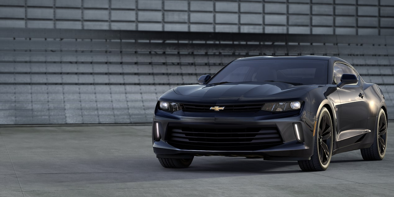 Chevrolet Military Discount Offers: 2017 Camaro LT $1,557 discount