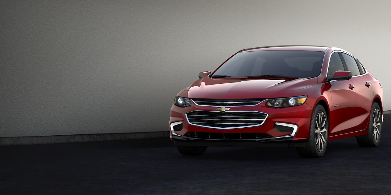 Chevrolet Military Discount Offers: 2017 Malibu LT $922 discount
