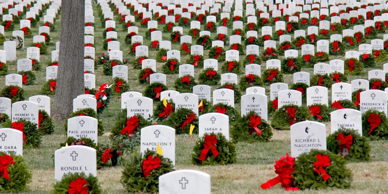 Chevrolet Military Discounts: Wreaths Across America
