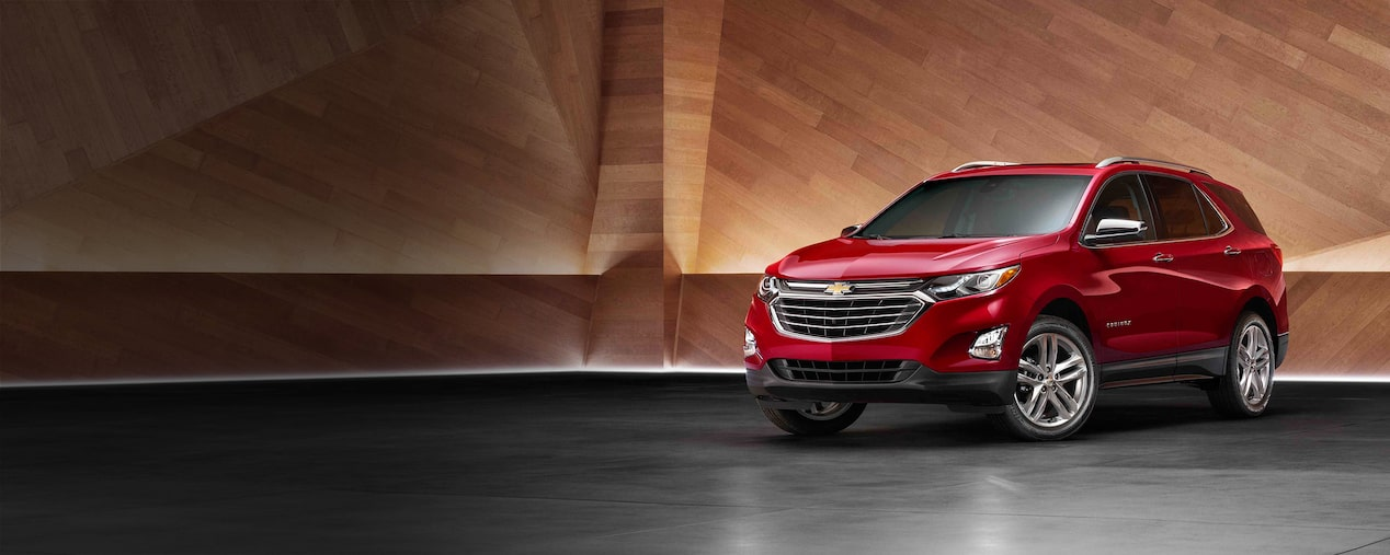 All-New 2018 Equinox Premier Offers.
