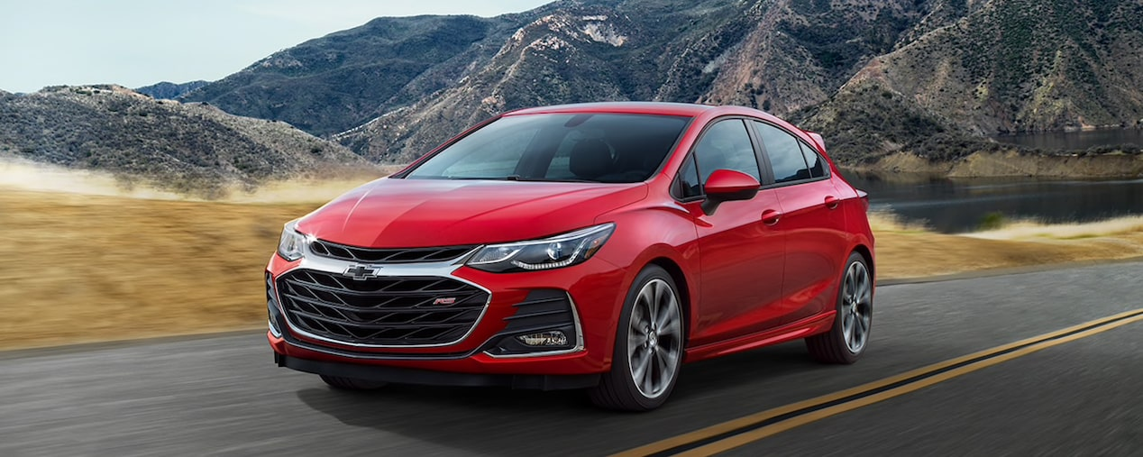 2019 Chevrolet Cruze RS Hatch