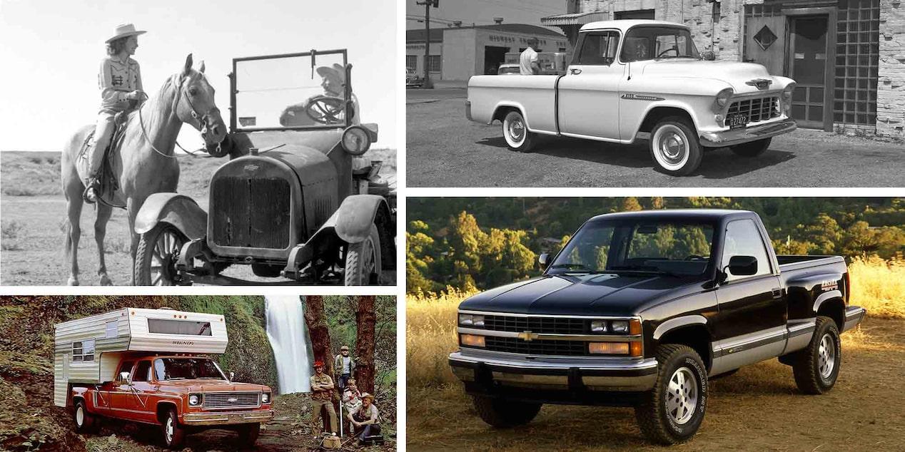 Centennial Edition 100 Years Of Chevy Trucks Chevrolet 1976 3 4 Ton Truck