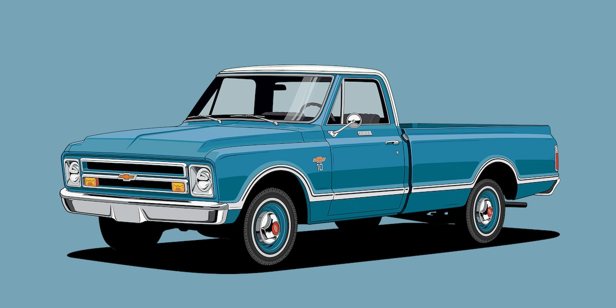 1967 C K 10 Series