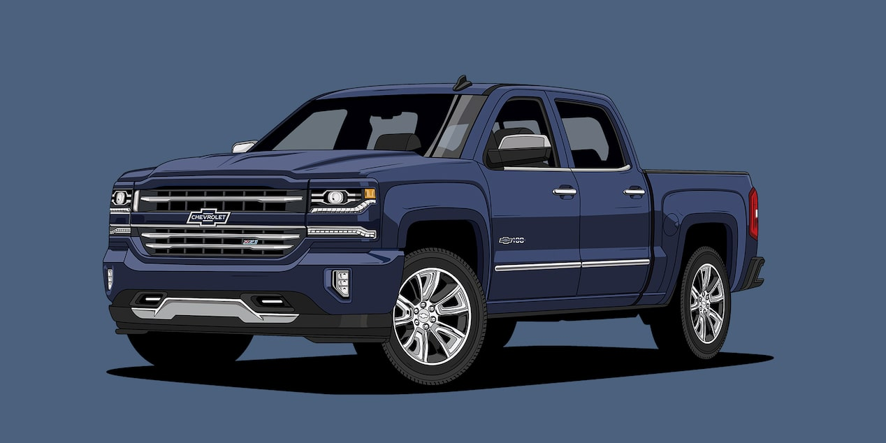 2018 chevy silverado centennial edition best new cars for 2018. Black Bedroom Furniture Sets. Home Design Ideas