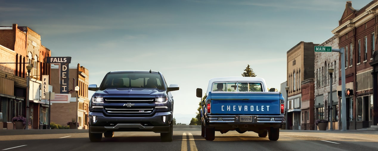 Centennial Edition: Celebrating 100 Years of Chevy Trucks