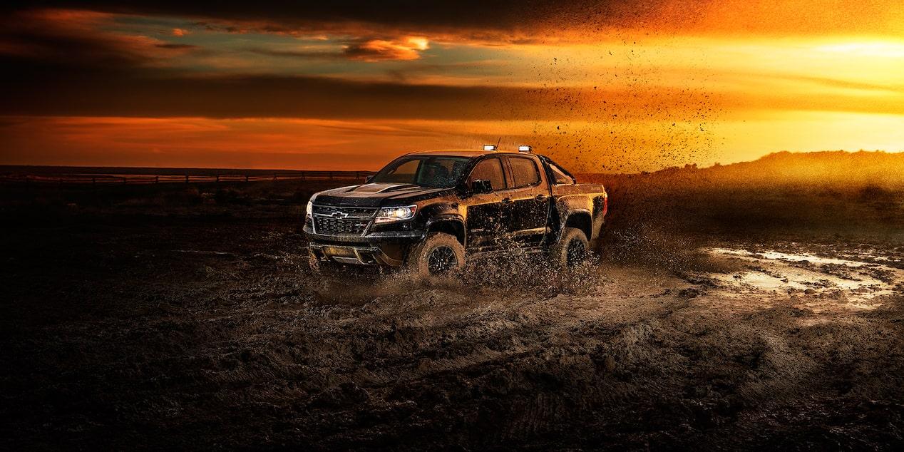 Colorado Special Editions: Trail Boss, Midnight   Chevrolet