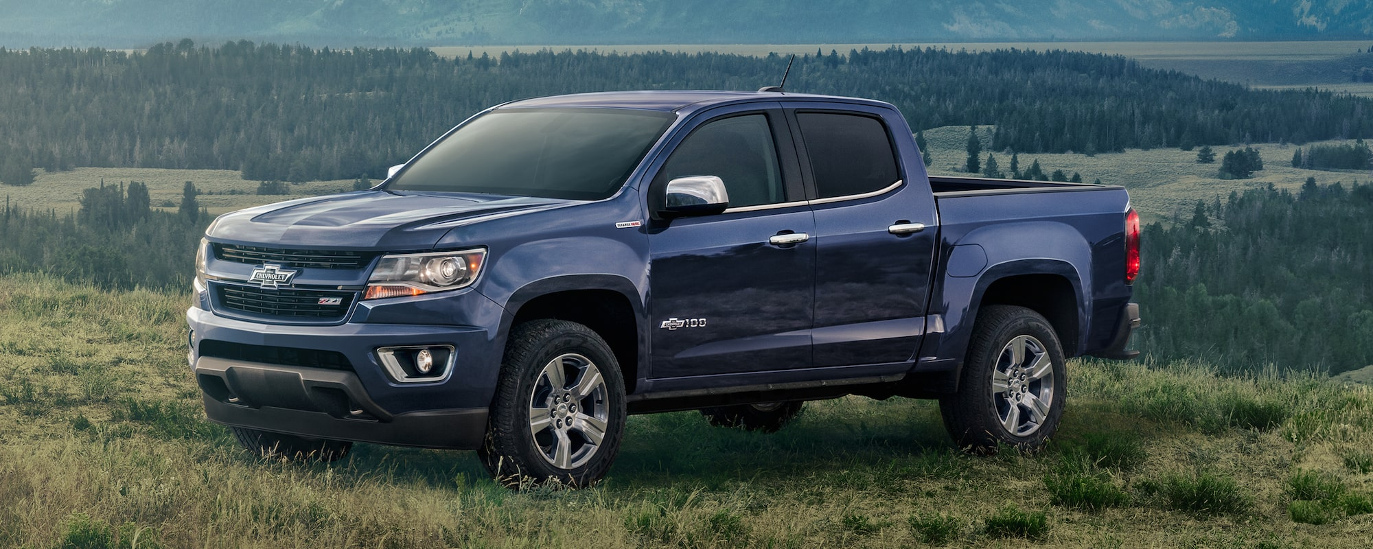 How many cylinders does a chevy colorado have