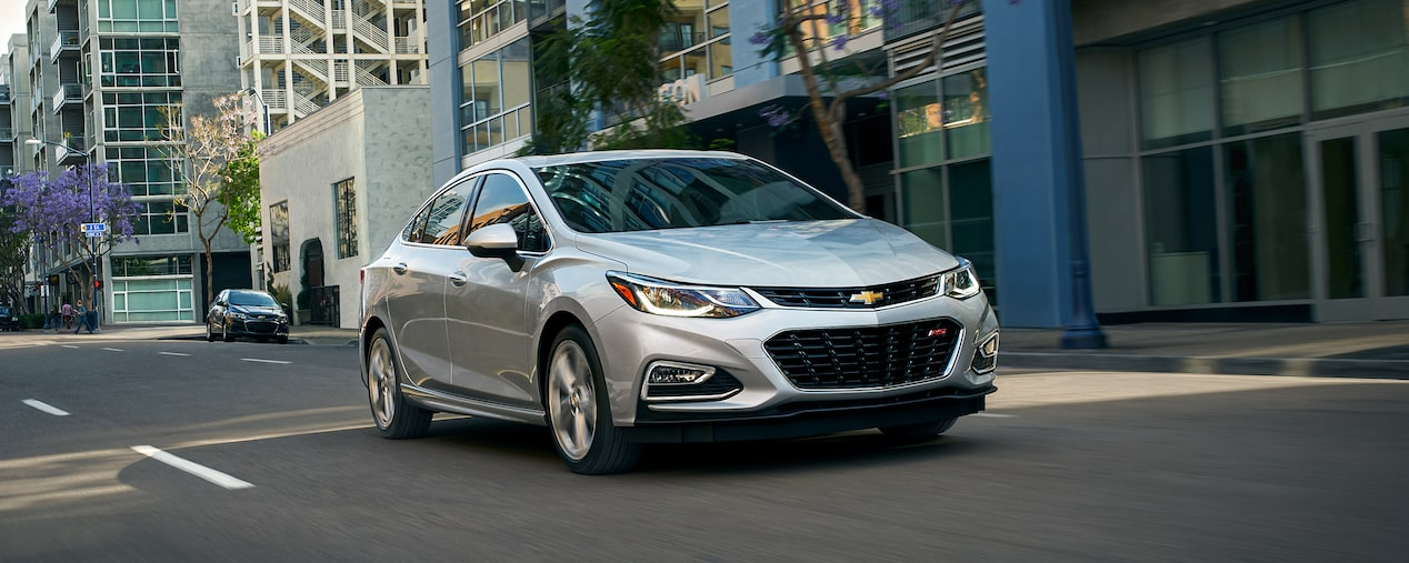 Chevrolet Commercial Vehicles: Cruze Small Car