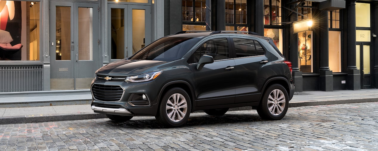 Chevrolet Commercial Vehicles: Trax Small SUV
