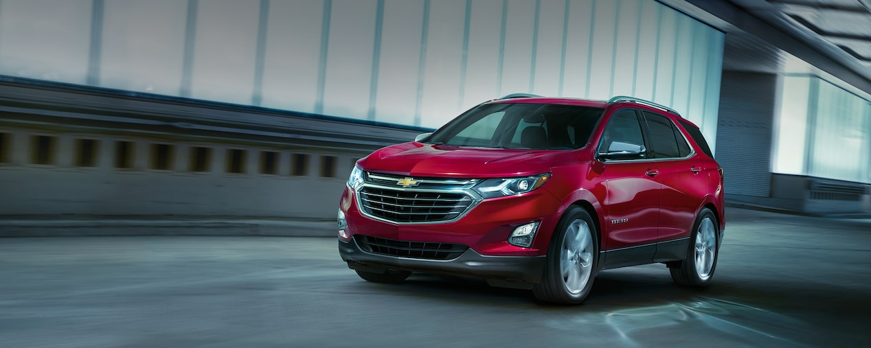 New Crossover SUVs: Perfect for Every Trip | Chevrolet