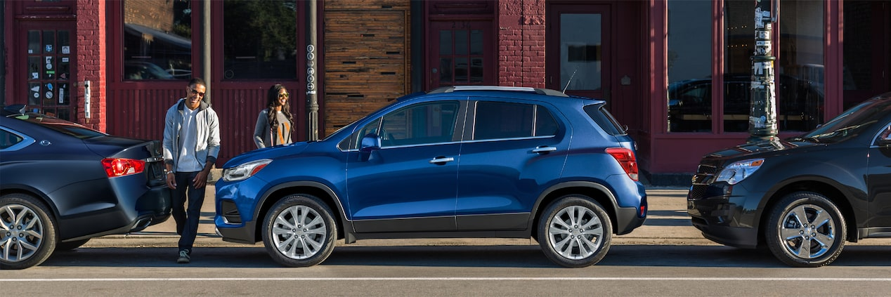 New Crossover Suvs Perfect For Every Trip Chevrolet