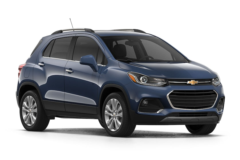 Chevy Crossover SUVs: Seating for 5-8 | Chevrolet