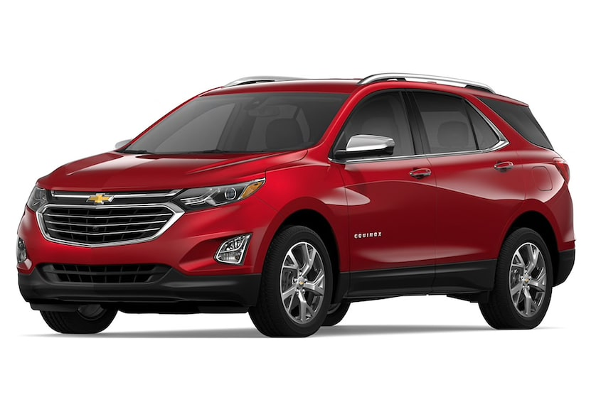 Chevy Crossover SUVs: Seating for 5-8 Passengers