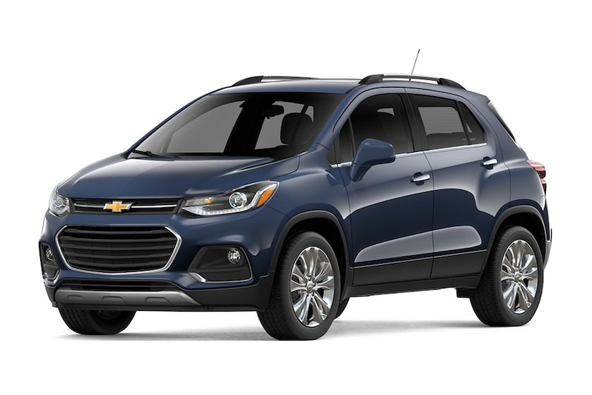 Chevy Crossover Suvs Seating For 5 8 Chevrolet