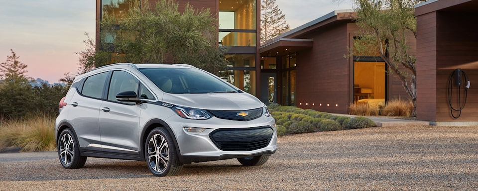 2020 Chevrolet Electric Vehicles