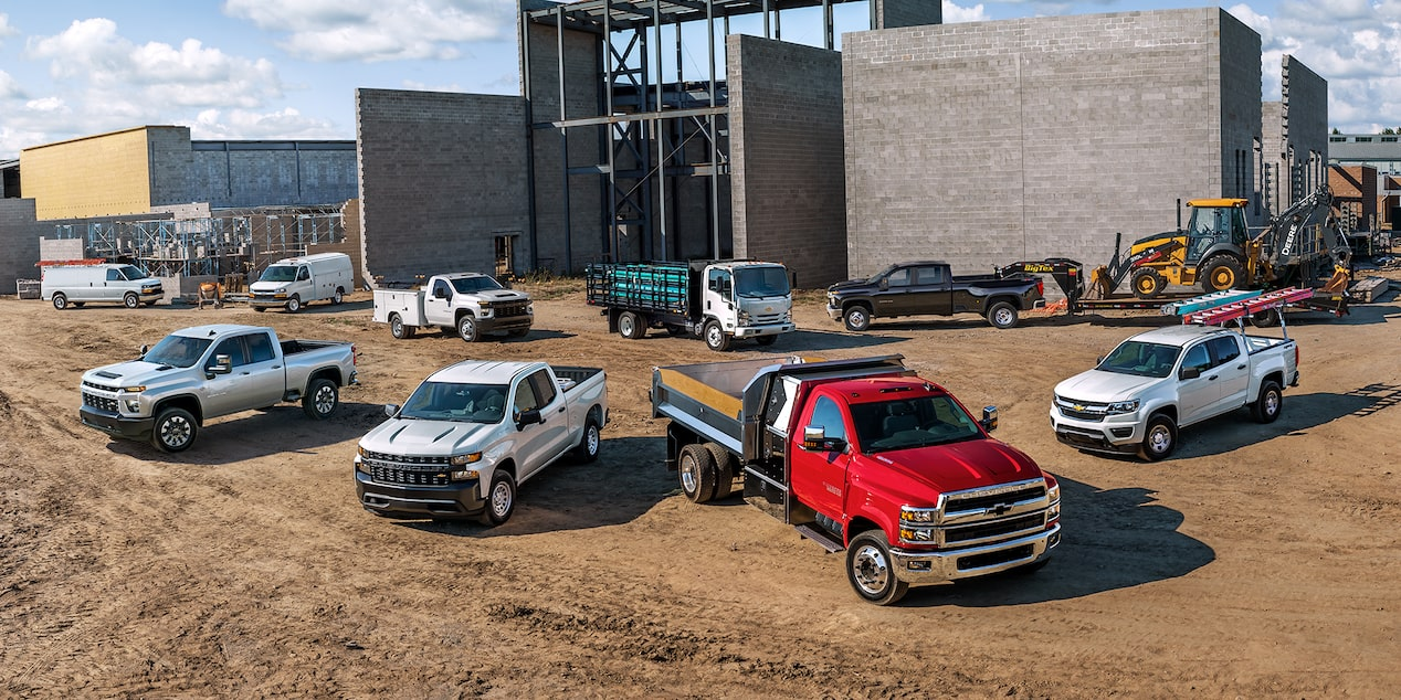 Chevy Commercial Vehicles