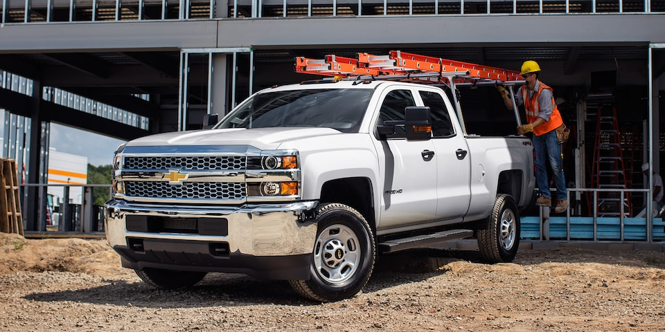 Chevy Fleet Solutions and Eligibility