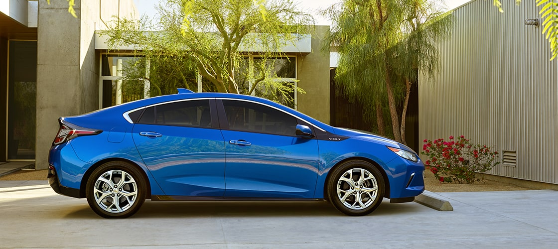 Chevrolet Electric & Hybrid Vehicles: Volt