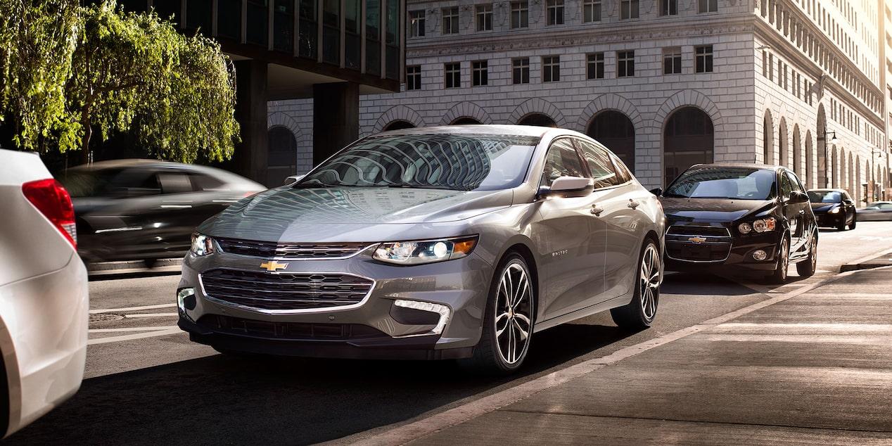 Electric Vehicles: Hybrid Vehicles | Chevrolet