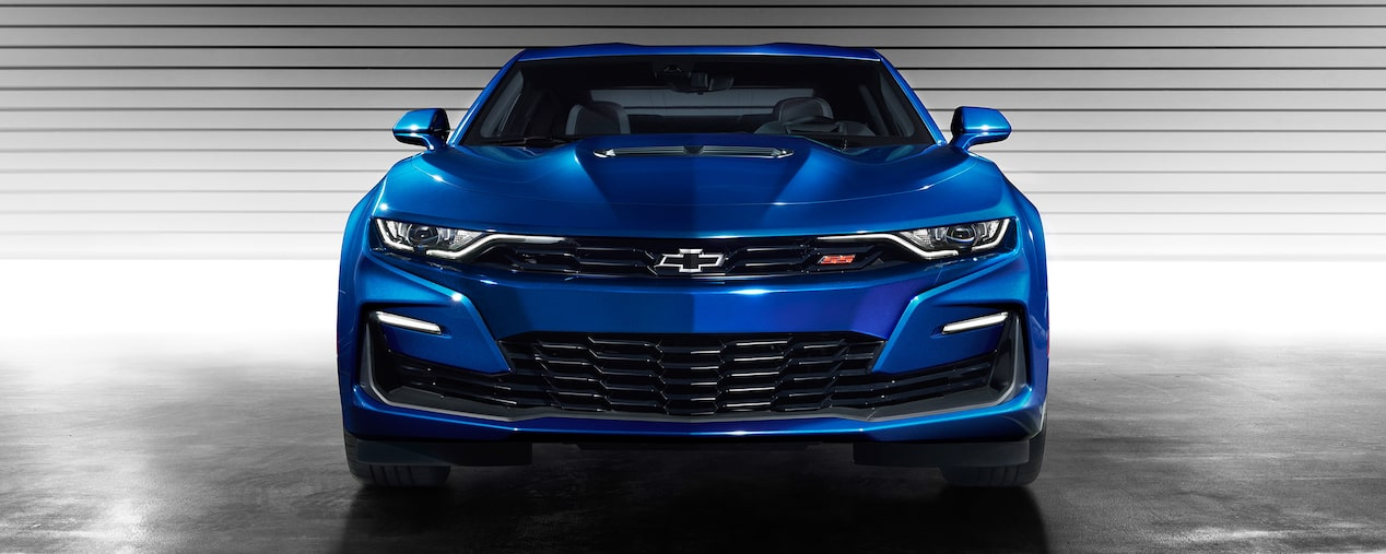New Sports Cars: High-Performance Cars - Corvette & Camaro