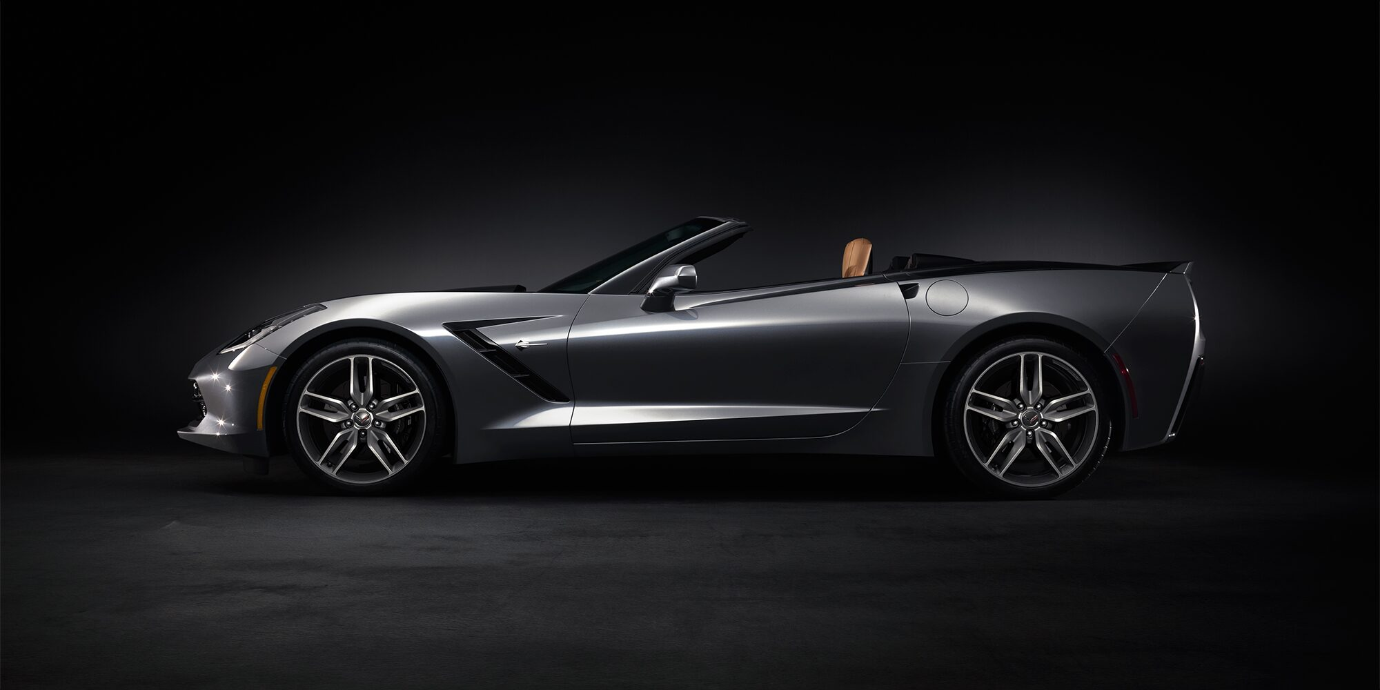 Nice 2017 Corvette Stingray Convertible Exterior Photo: Side Profile Home Design Ideas