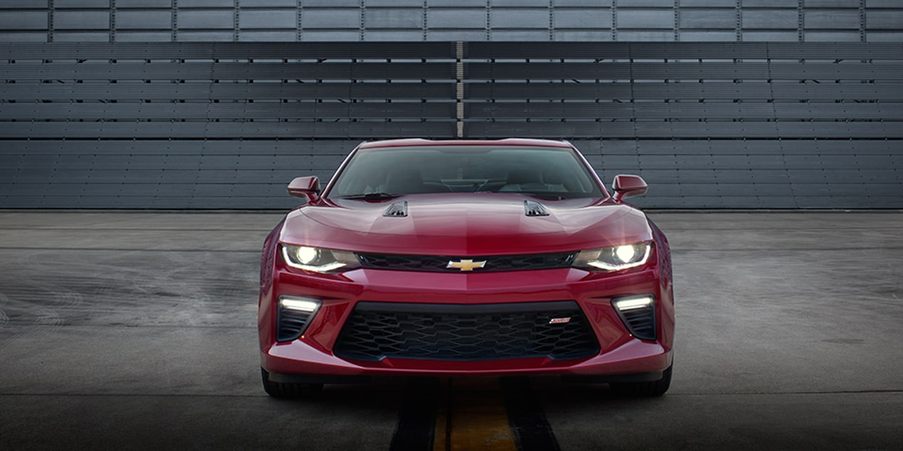New Sports Cars: High-Performance Cars | Chevrolet