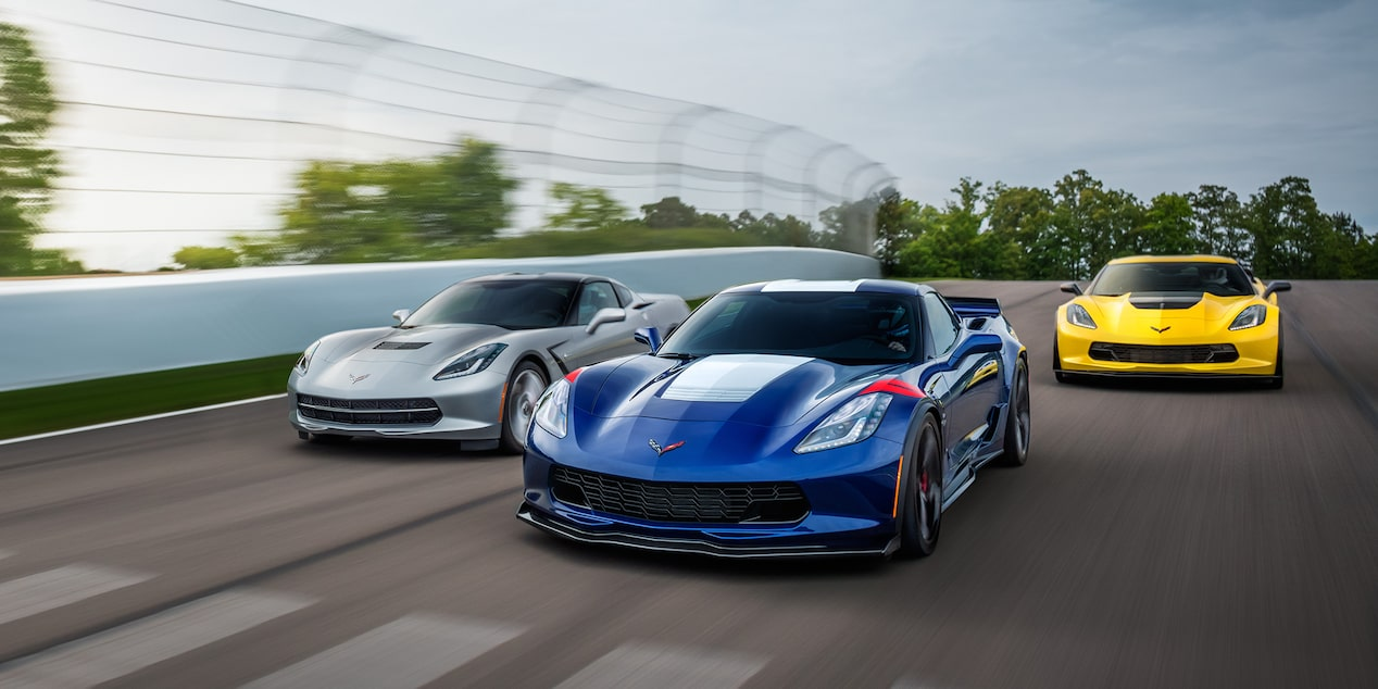 2018 Corvette: Performance