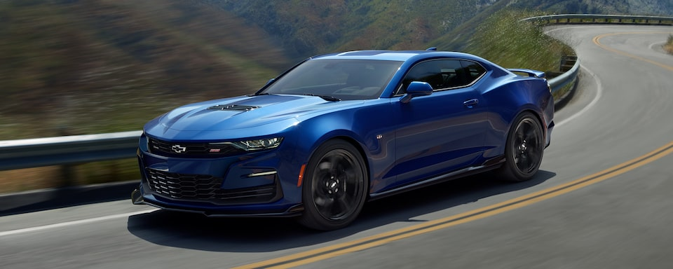 Chevrolet Performance Vehicle Lineup : Camaro & Corvette