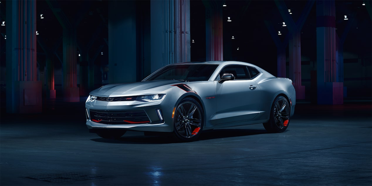 Introducing The First Ever Redline Series | Chevrolet