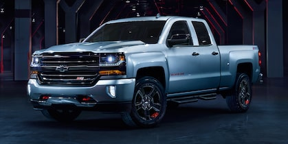 Introducing The First Ever Redline Series Chevrolet
