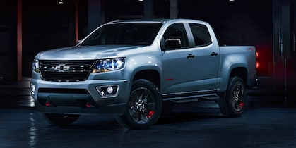 Chevrolet Redline Series Roster: 2017 Colorado