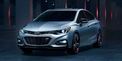 Chevrolet Redline Series Roster: 2018 Cruze Sedan