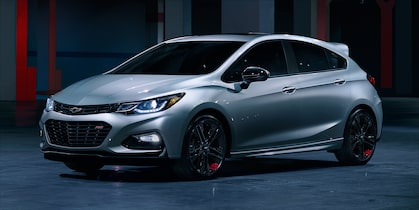 Chevrolet Redline Series Roster: 2017 Cruze Hatch
