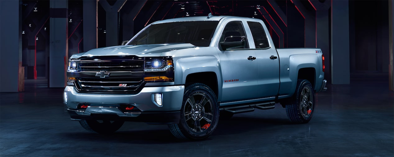 Chevy Silverado Special Editions: Midnight
