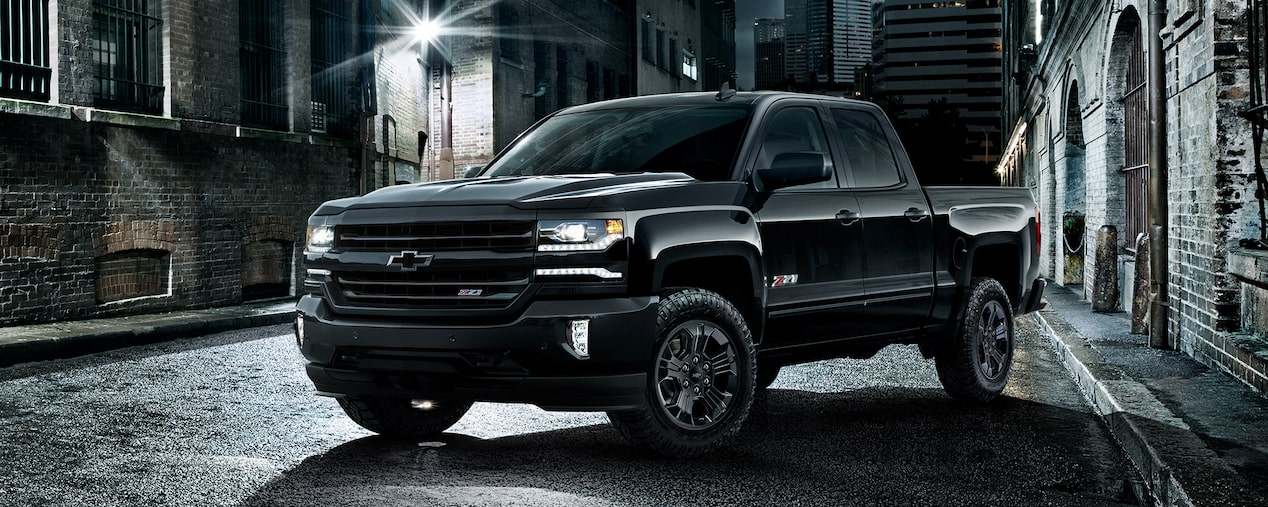 special edition trucks silverado chevrolet. Black Bedroom Furniture Sets. Home Design Ideas