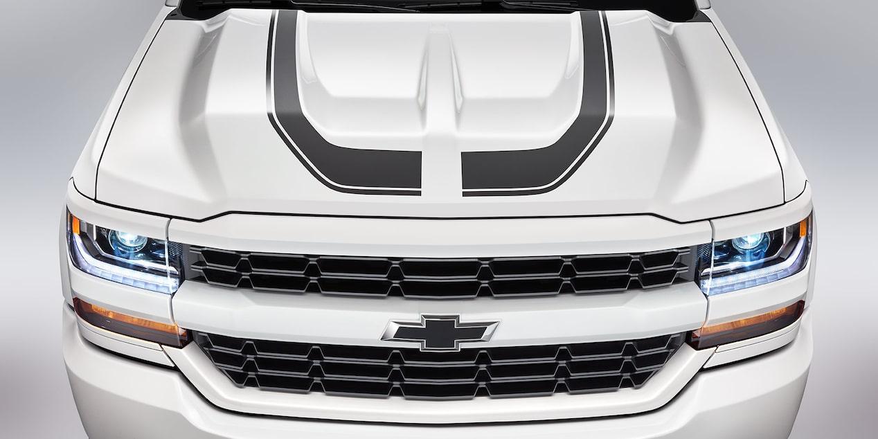 2016 Chevrolet Silverado 1500 Double Cab >> Special Edition Trucks: Silverado | Chevrolet