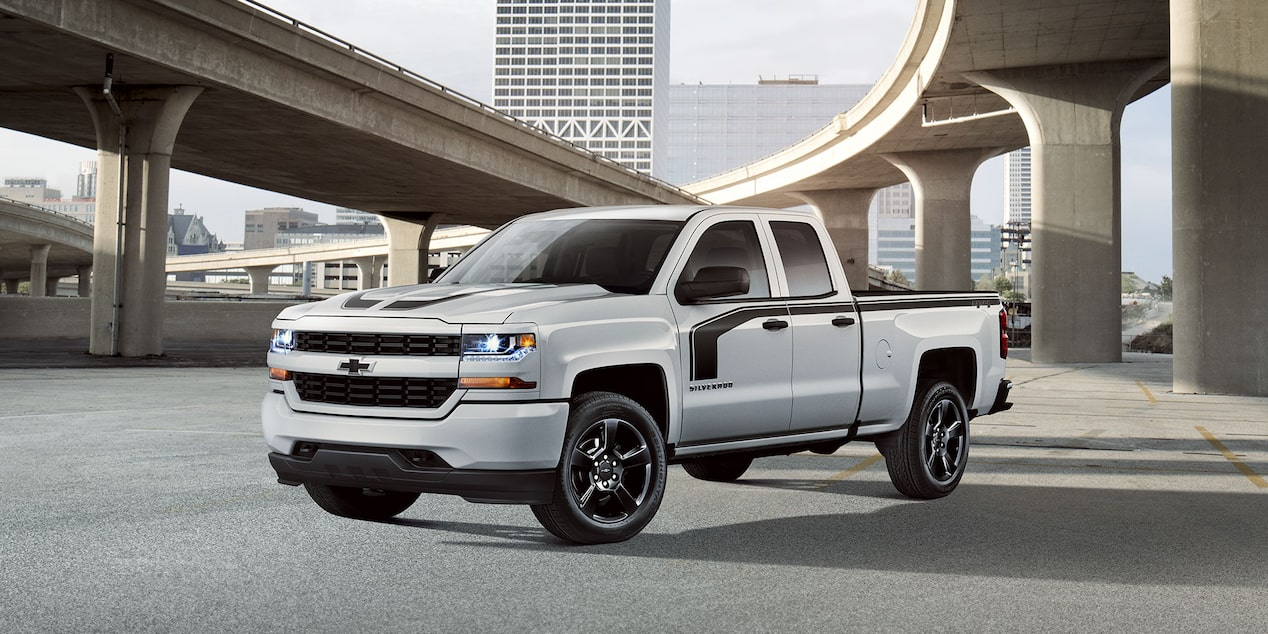 Chevy Silverado Special Editions Rally 1 Side