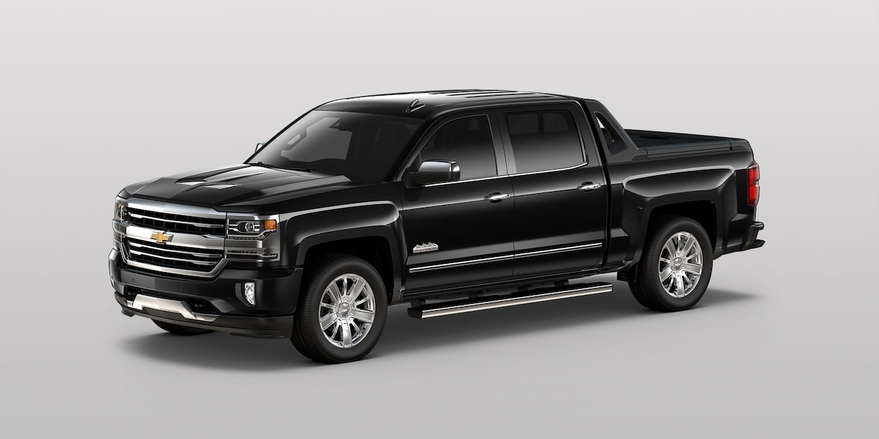 Chevy Silverado Special Editions High Desert 1 Side