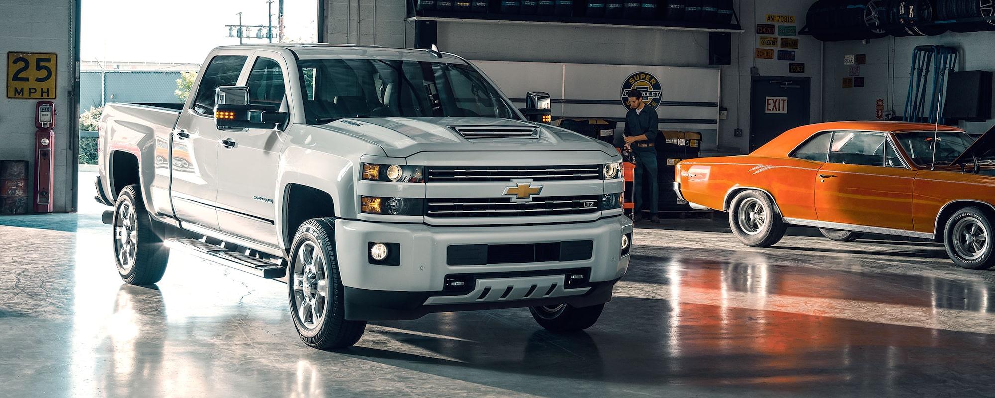 Sports For 2018 Chevy Sport Trucks